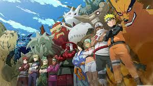Naruto Characters Wallpaper 4k ...