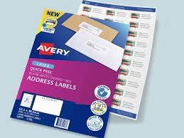 Avery Address Lables Avery Avery Australia