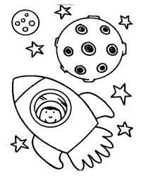 Small Picture rocket ship coloring page vonsurroquen
