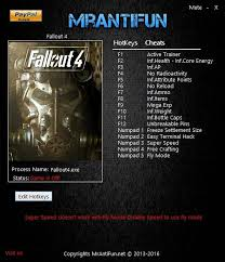 fallout 4 trainer 17 1 7 9 0 1 mrantifun download