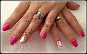 artistic nails poole uk gelish gel polish nail art