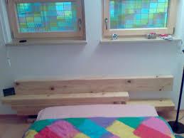 Assi Di Legno Colorate : Oltre idee su testata del letto in legno