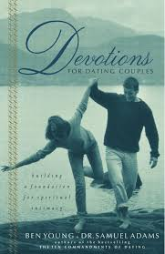 Online devotions for teen dating couples
