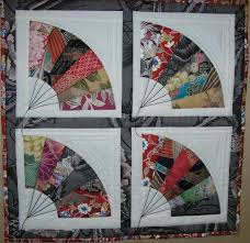 The 25+ best Japanese quilt patterns ideas on Pinterest | Sashiko ... & Japanese fans Adamdwight.com
