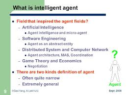 Course Overview And What Is Intelligent Agent Ppt Video Online