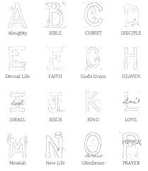 Coloring Pages Alphabet Coloring Pages Preschool Worksheets 6 For