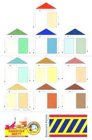 Snowcem Colour Chart Asian Paints Exterior Color Ideas Creative Colour Chart Wall