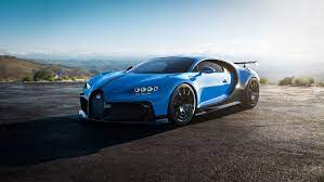 This model is equipped with a slightly more. 2021 Bugatti Chiron Pur Sport Revealed News Details Phootos