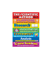 The Scientific Method Chart Id 2875