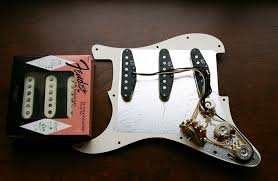 fender texas special loaded prewired pickguard custom shop white fender texas special loaded prewired pickguard