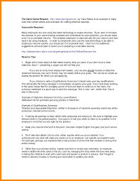 Accounting Resume Skills Summary Cover Letter For