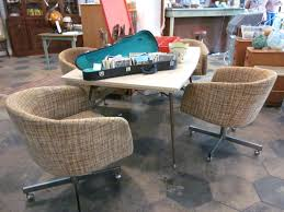 funky dining room chair mid century table with rolling chairs sold the full size