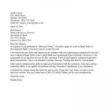 cover letter for bank teller alluring bank teller cover letter resume resume cover letter for bank teller resume cover letter