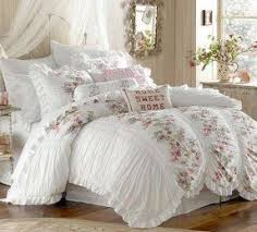 white victorian bedroom furniture. shabby white ruffles vintage victorian cottage chic comforter bedroom furniture o