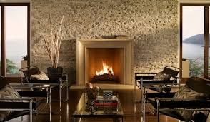 Living Room Fireplace Living Room Decorating Ideas With Rock Fireplace Carameloffers