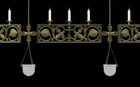 designs for a choros hanging oil lamp