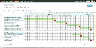 Project Timeline Excel Excel Project Management Templates Free Excel Project Tracking