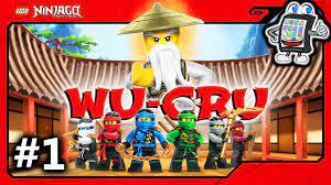 LEGO NINJAGO WU CRU #1 Deutsch - WIR MÜSSEN ZANE UND SEINE FREUNDE RETTEN!  Neues Spiel für Kinder - YouTube