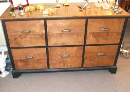 Cherry File Cabinets 6 Drawer Filing Cabinet Vermont Furniture Works