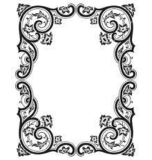 antique frame border. Free Vector | Antique Frame Engraving 149688 - By Milalala On VectorStock® Border