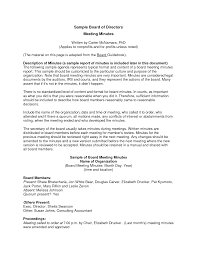 board of directors minutes of meeting template best photos of committee meeting minutes examples board meeting