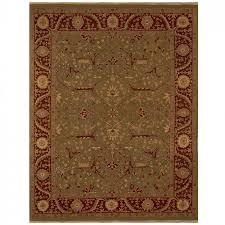 safavieh hand knotted agra wool rug 75769