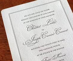 including pas names in invitation