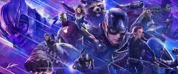 Amazing Avengers Endgame Poster By Alexander Lozano 4697
