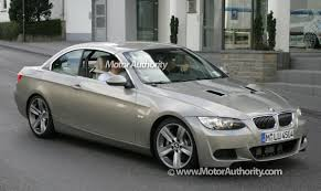 BMW Convertible bmw 335i coupe m sport for sale : BMW 335i Cab with M3-style bonnet and more powerful N54 engine