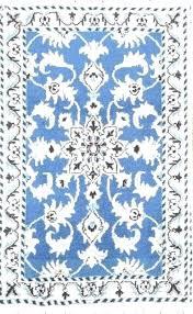 light blue oriental rug new fl foyer size light blue oriental rug wool vintage distressed silky