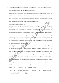 strategic audit report essay sample from assignmentsupport com essay  3 1
