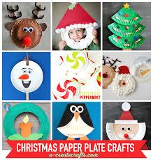 Best 25 Christmas Paper Plates Ideas On Pinterest  Christmas Christmas Paper Plate Crafts