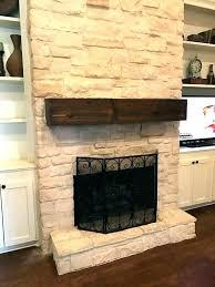 rustic fireplace mantels characteristics