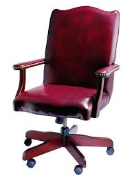 Office Chair Leather Red Leather Office Chair All About The Home