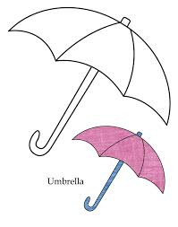Small Picture 0 Level umbrella coloring page Download Free 0 Level umbrella