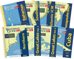 Icw Mileage Chart Waterway Guide Ship Store Waterway Guide