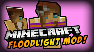 Feed The Beast Light Sources Minecraft Flood Light