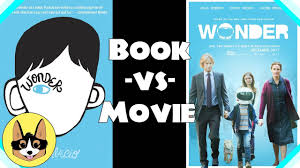 Book Vs Movie Venn Diagram Wonder Book Vs Movie What Was Different