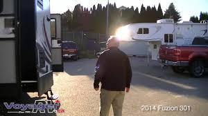2016 keystone fuzion 301 toy haulers travel trailer