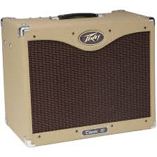 Peavey Classic Cabinet Peavey Classic 30 112 Tweed 30 Watt Tube Guitar Amplifier
