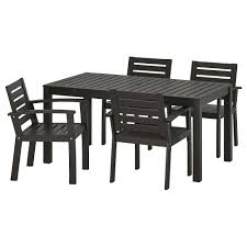 Outdoor Furniture Polywood Dining Table Set