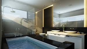 Japanese Bathroom Design Catching Tranquil Atmosphere From Stylish Japanese Bathroom With