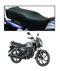 vheelocityin high quality bike seat cover for honda cb shine