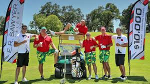 get your team together for a or sign up as a single the entry fee includes green fees golf cart range lunch gifts prizes and awards