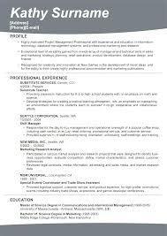 Best Resume Layout Perfect Format Of Examples Word Creerpro Simple Best Resume Layout
