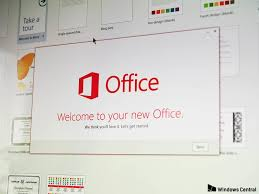 Microsoft Office Logo Design Unique How To Install Microsoft Office Apps On Windows 48 S Devices
