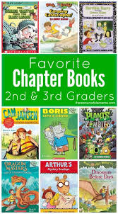 amusing second grade novels about chapter books for 2nd 3rd graders