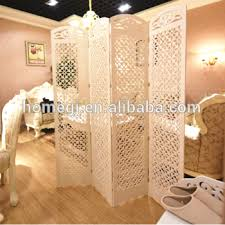 Small Picture Home Decor Floor Standing Wall Folding Screens Moroccan Carved