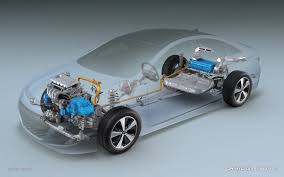 the electro glide of hybrids the 2011 hyundai sonata hybrid this see through diagram