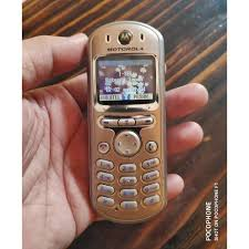 Motorola E360 Rare